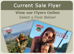 View our Flyers Online - Click a Flyer Below